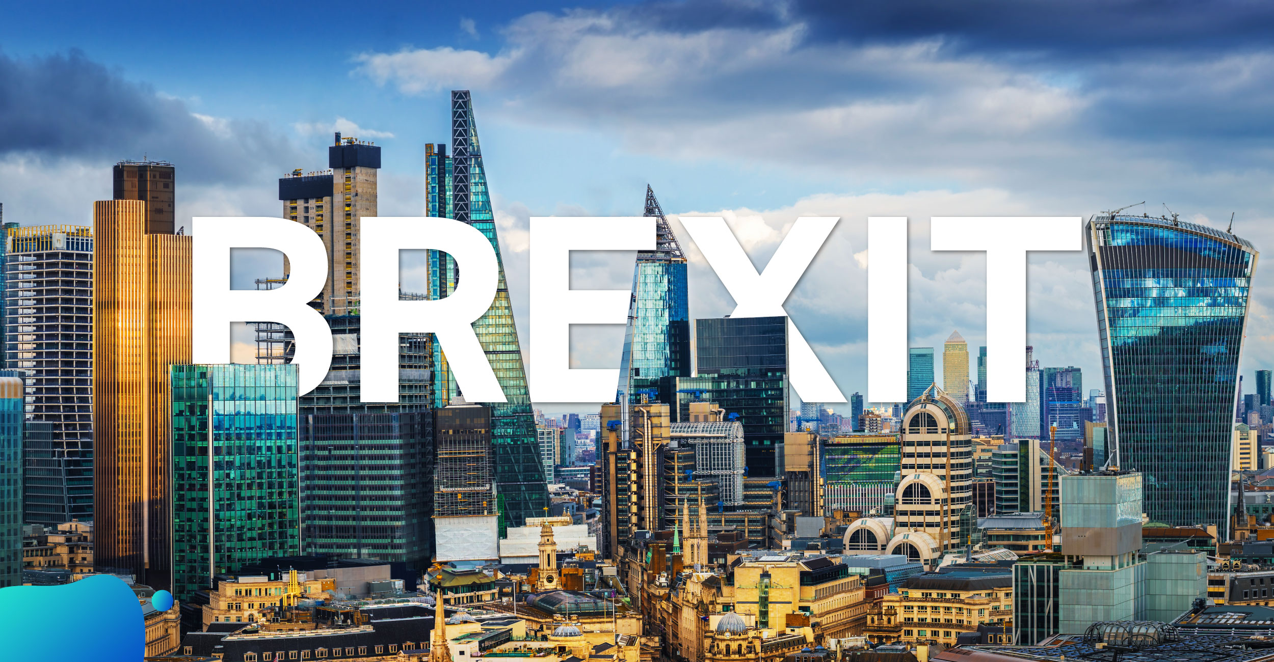 Brexit | News article Banner Image with Text