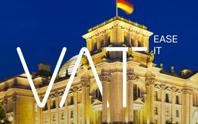 Germany to Provide Easements on Late 13th Directive VAT Refund Applications