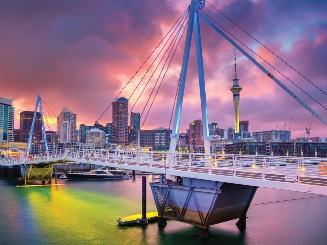 Acquiring a Tax Number for a Foreign Company in New Zealand | Photo of Bridge New Zealand