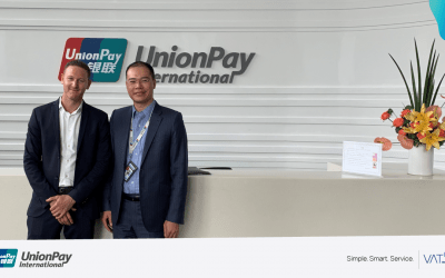 VAT IT Reclaim and UnionPay International Announce Global Cooperation