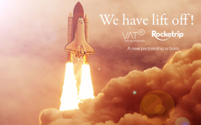 VAT IT and Rocketrip Partner to Benefit Business Travelers