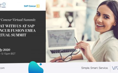 SAP Concur Fusion EMEA Virtual Summit